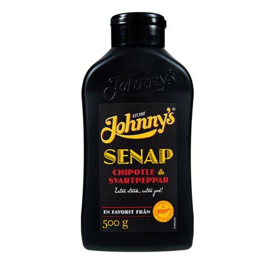 Sinappi Chipotle & Mustapippuri 500g - 38% alennus