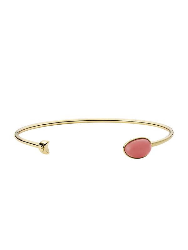 FOSSIL Armband Georgia - Lila/Guld JF03785710