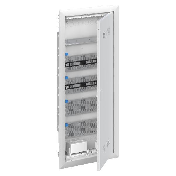 ABB UK600 2CPX031393R9999 Vakiokeskuskotelo ilmastoitu ovi 5-rivinen