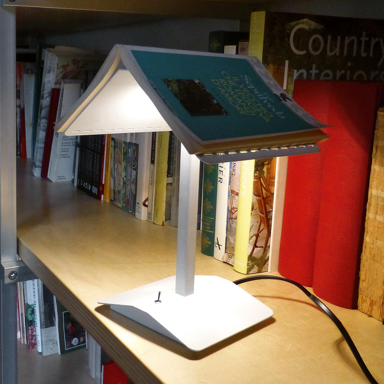 Martinelli Luce Segnalibro -LED-pöytälamppu