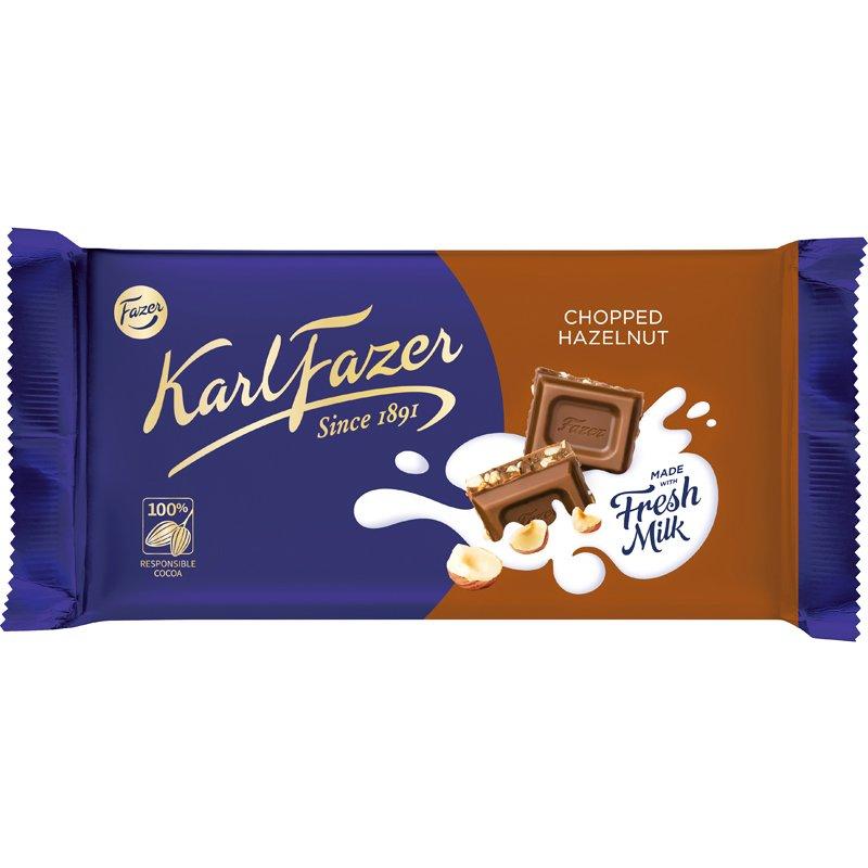 Chokladkaka Hasselnötter - 12% rabatt