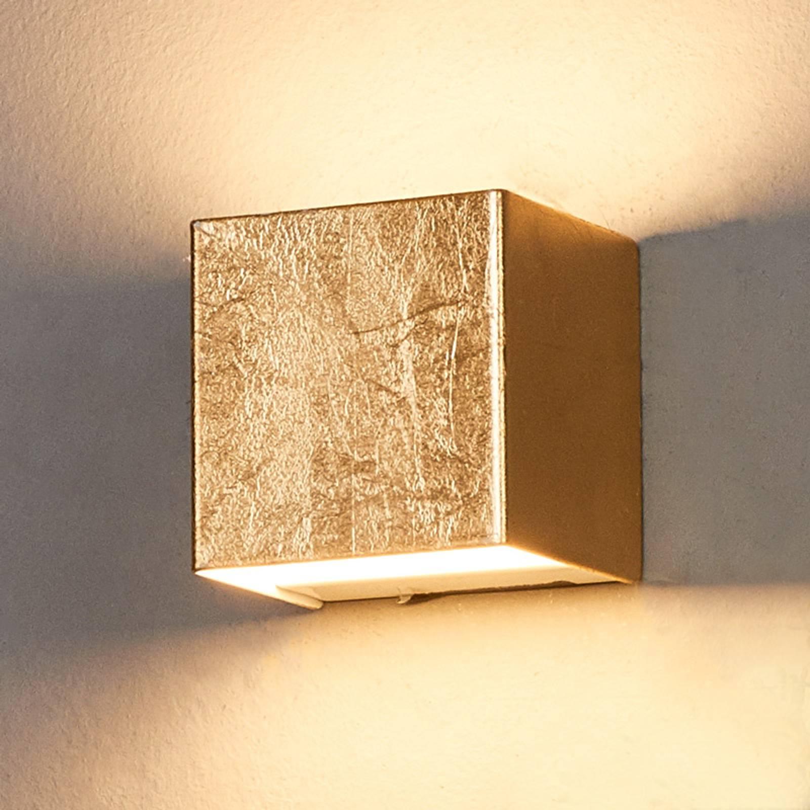 Kullanvärinen LED-seinävalaisin Quentin, 9 cm