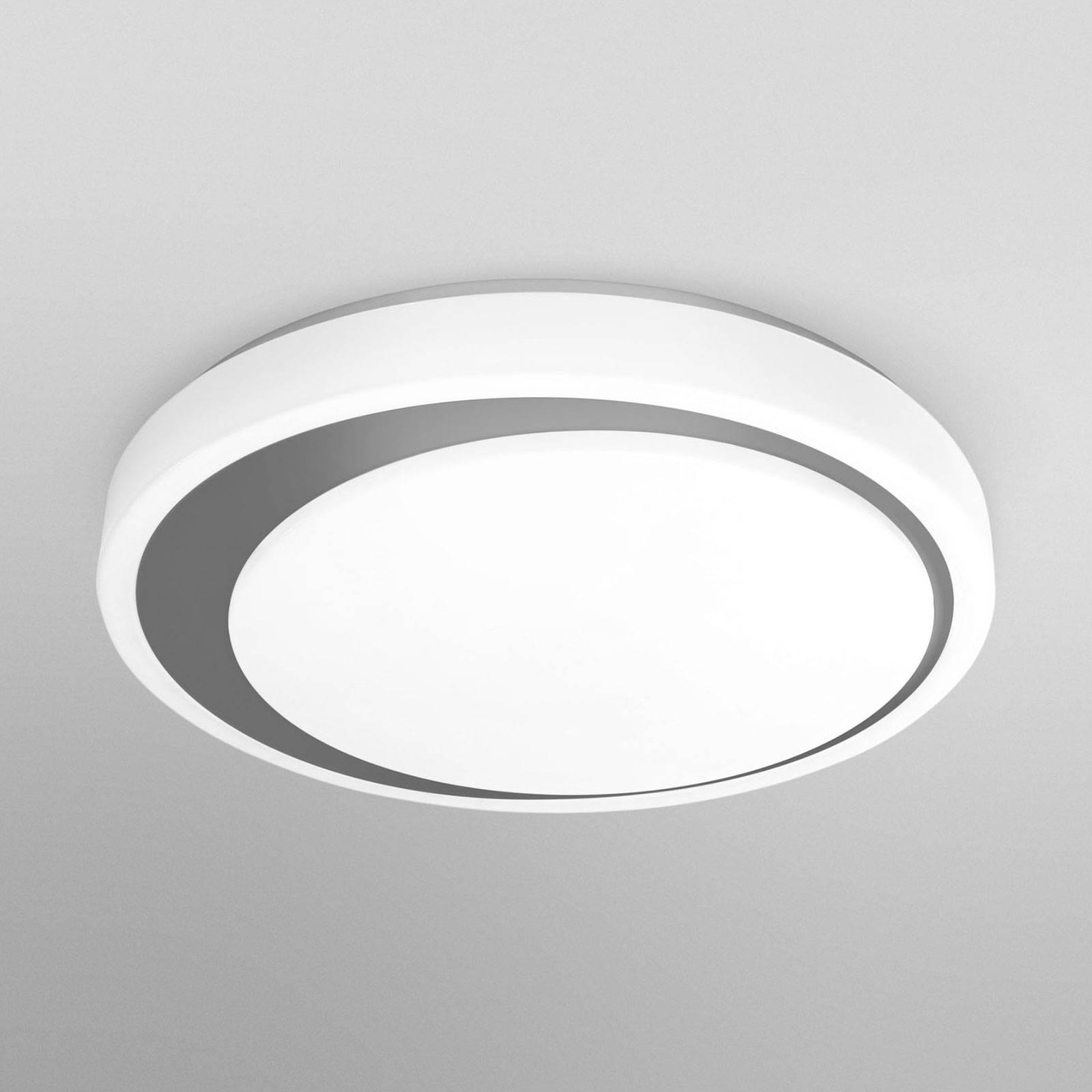 LEDVANCE SMART+ WiFi Orbis Moon CCT 48 cm harmaa