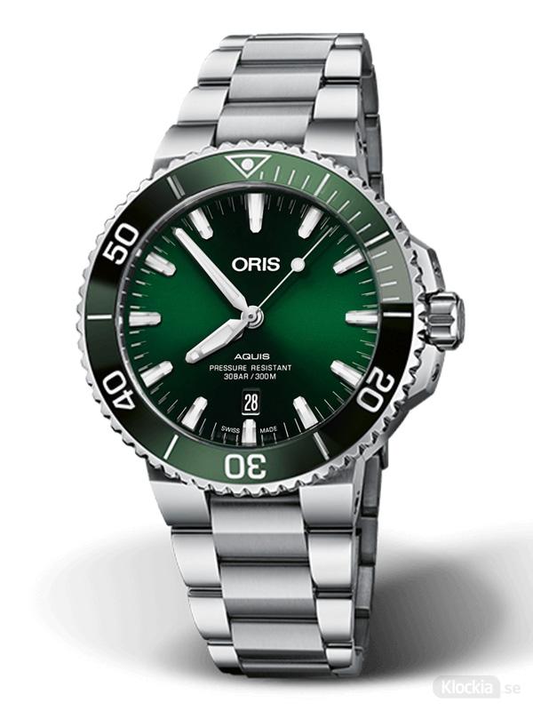 ORIS Aquis Date 41.5mm 733-7766-4157-07-8-22-05PEB