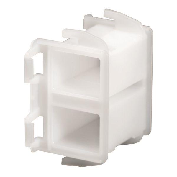 Schneider Electric IMT36023 Koblingsstykke 100 mm, hvit