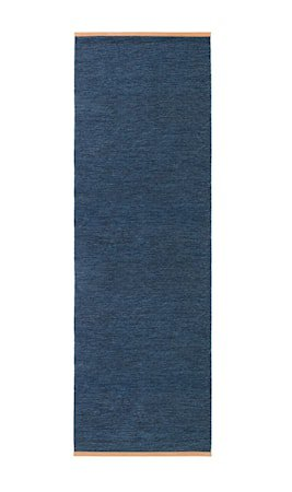 Bjørk Teppe Blå 80 x 250 cm