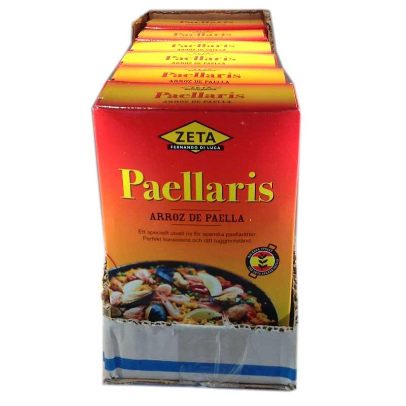 Hel låda- Paellaris - 61% rabatt