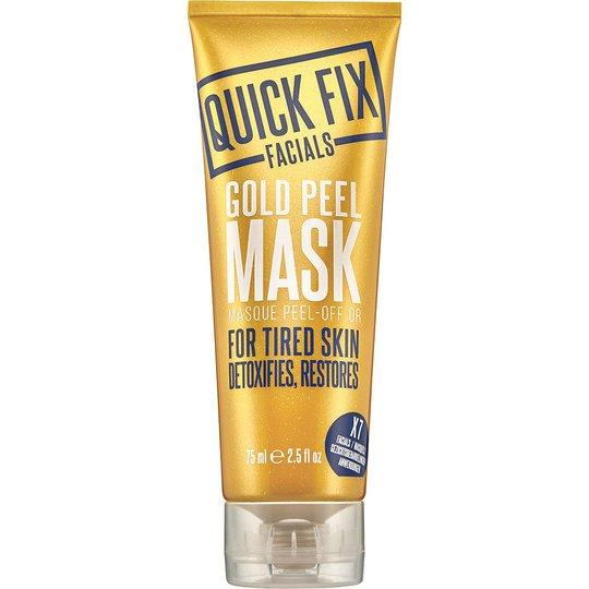 Gold Peel, 75 ml Quick Fix Kasvonaamiot