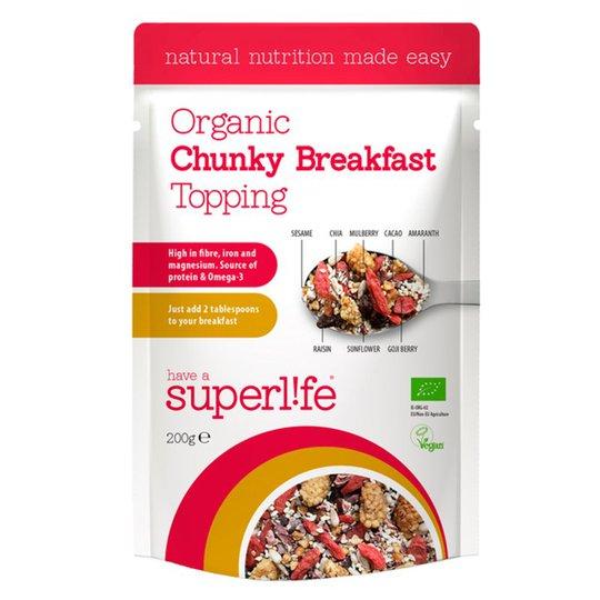 Eko Frukost Topping Chunky Breakfast - 61% rabatt