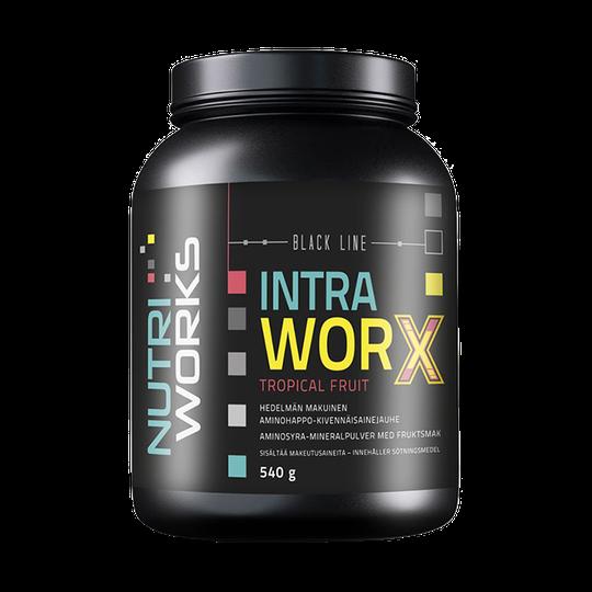 Intra worX , 540 g, Tropical Fruit