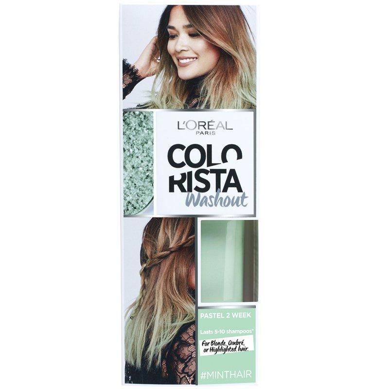 "Colorista ""Minthair"" - 50% alennus"
