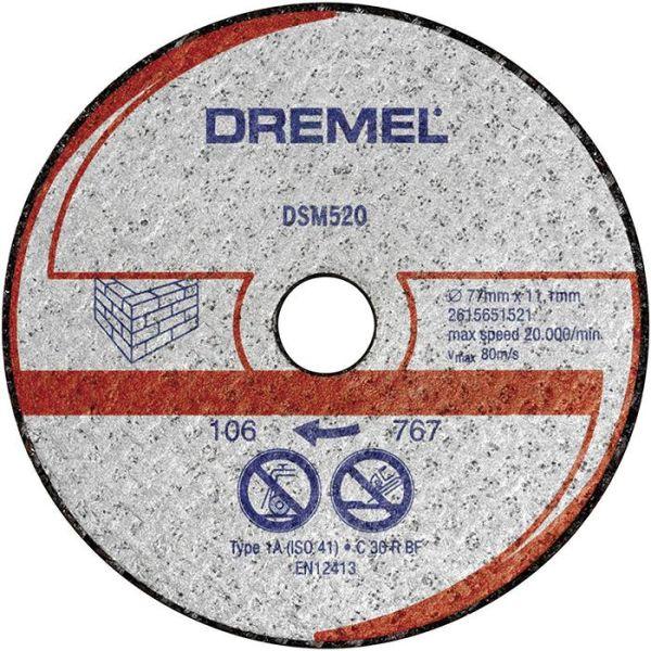 Dremel DSM520 Kappskive