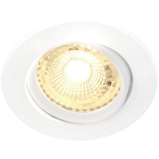 Nordlux OCTANS 49250101 Kohdevalaisin 3x4,8W LED, 2700K, IP20 valkoinen
