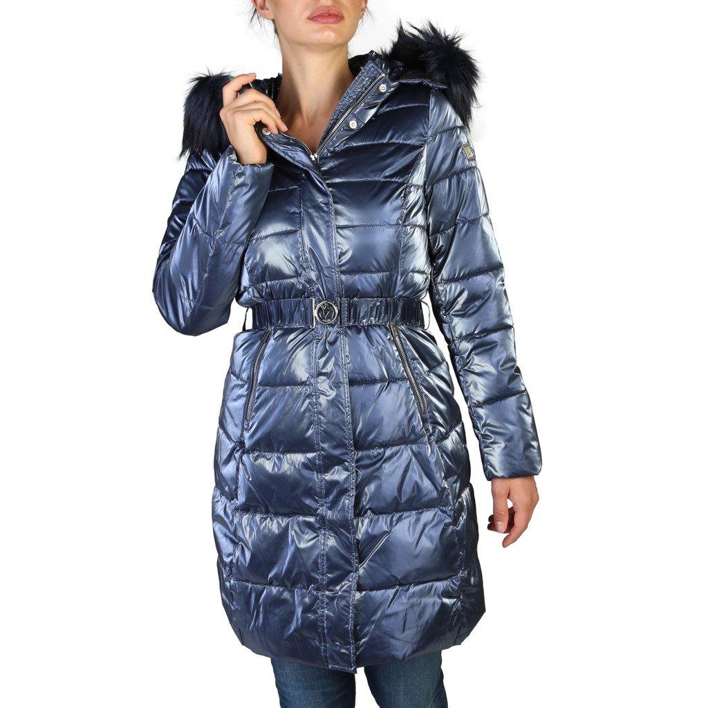 Yes Zee Women's Jacket Blue O035_O800 - blue S