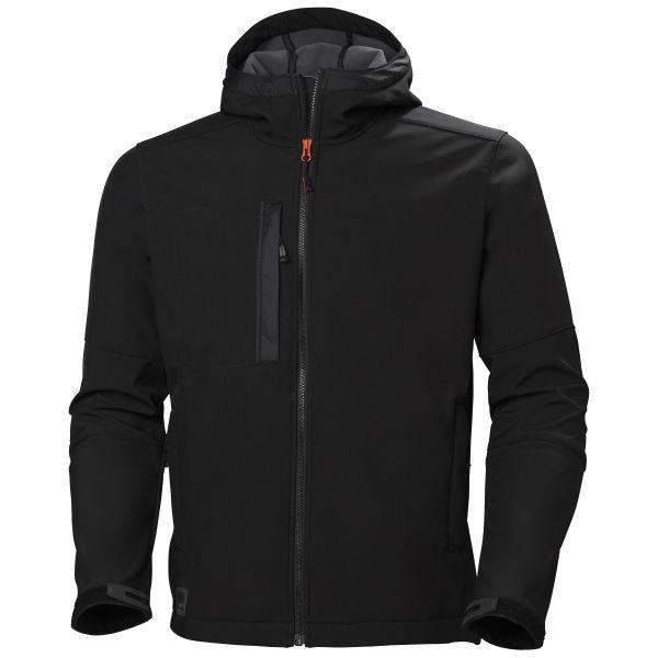 Helly Hansen Workwear Kensington Softshelljacka svart S