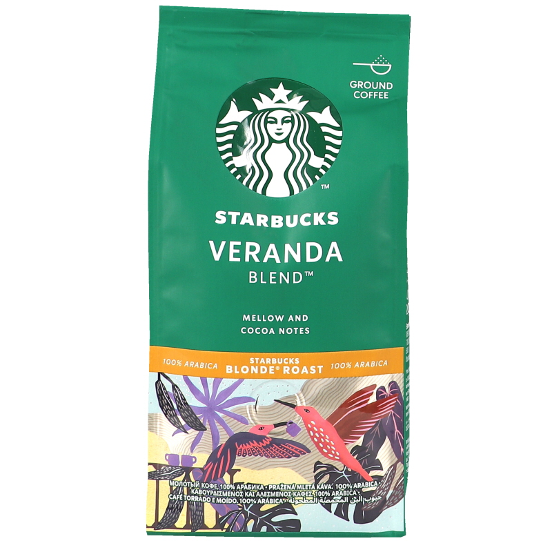Kaffe Mellanrost Veranda Blend Malet - 24% rabatt