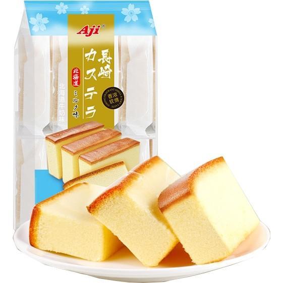 AJI Nagasaki Cake - Milk 330g