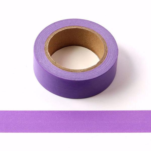 Purple Washi Tape