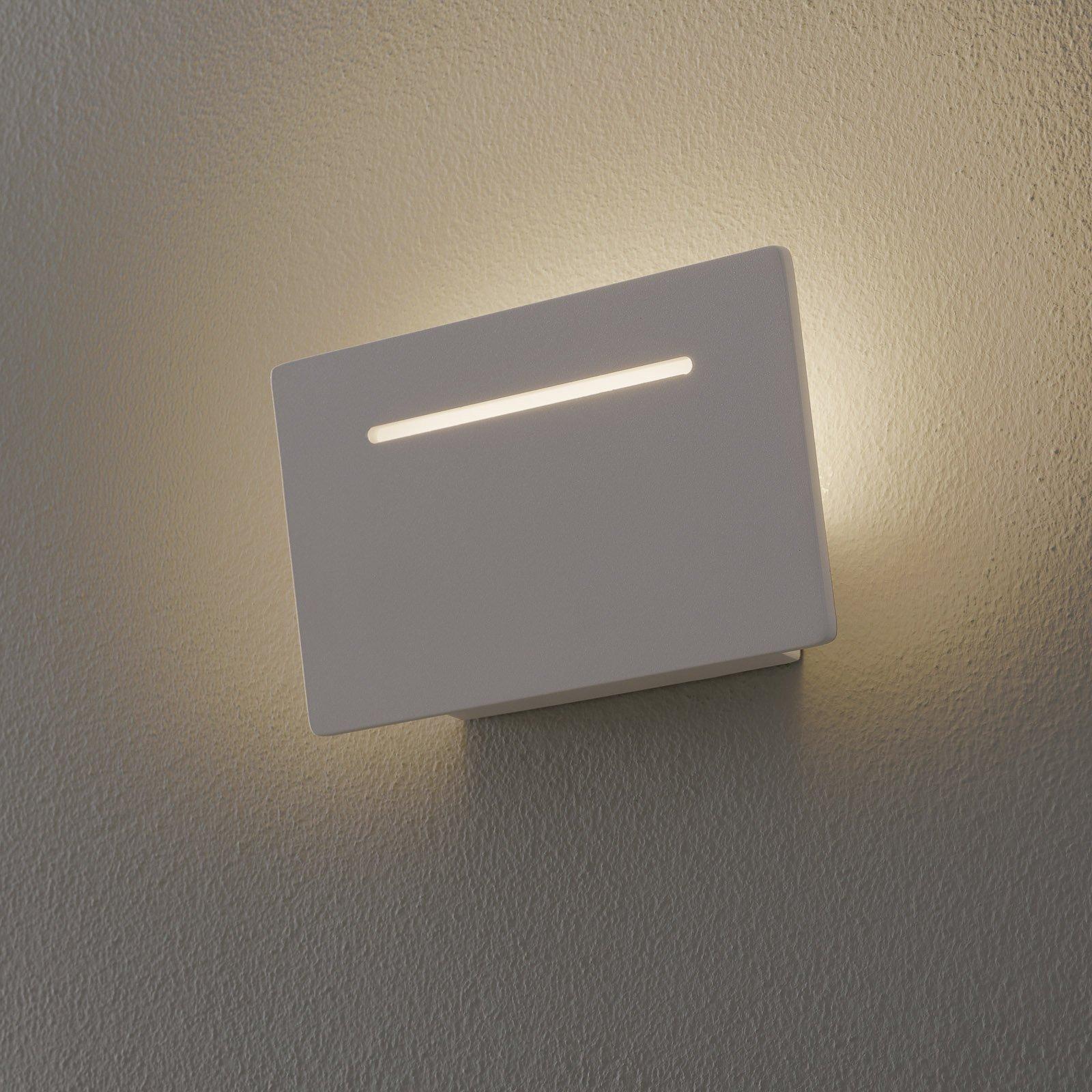 Toja LED-vegglampe, varmhvit, 20 cm