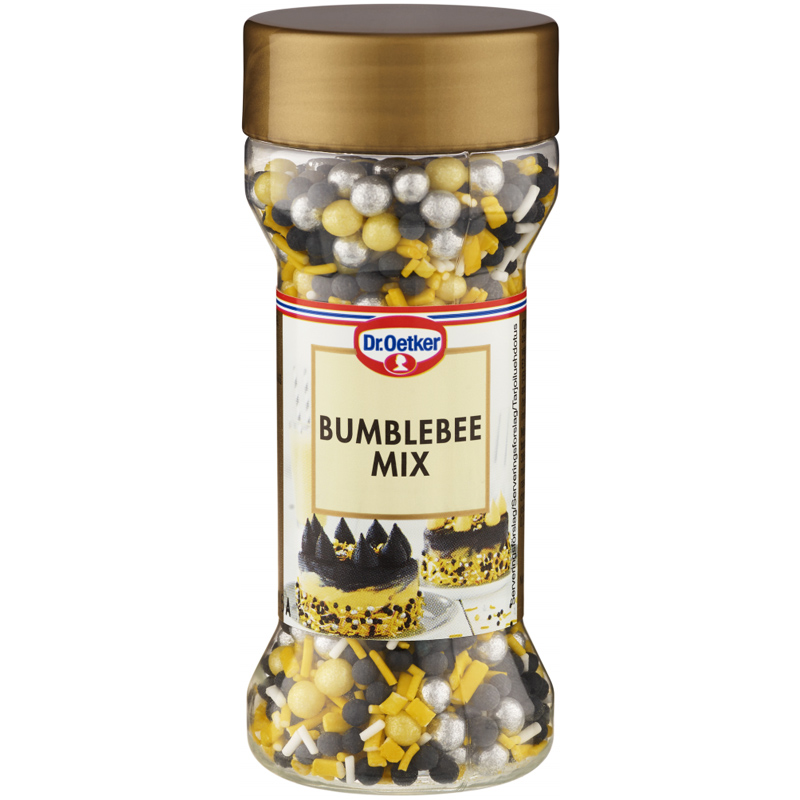 """Koristerakeet """"Bumblebee Mix"""" 50g - 38% alennus"""