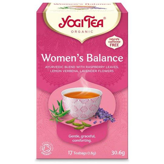 Yogi Tea Women's Balance, 17 påsar