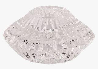 Cheri kynttilänjalka läpikuultava