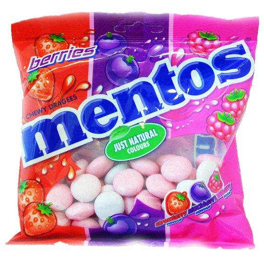Mentos Bags Berris - 40% rabatt