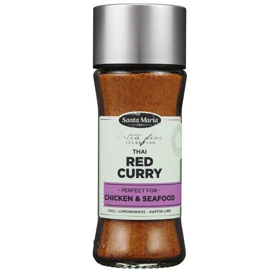 """Kryddblandning """"Red Curry"""" 41g - 53% rabatt"""