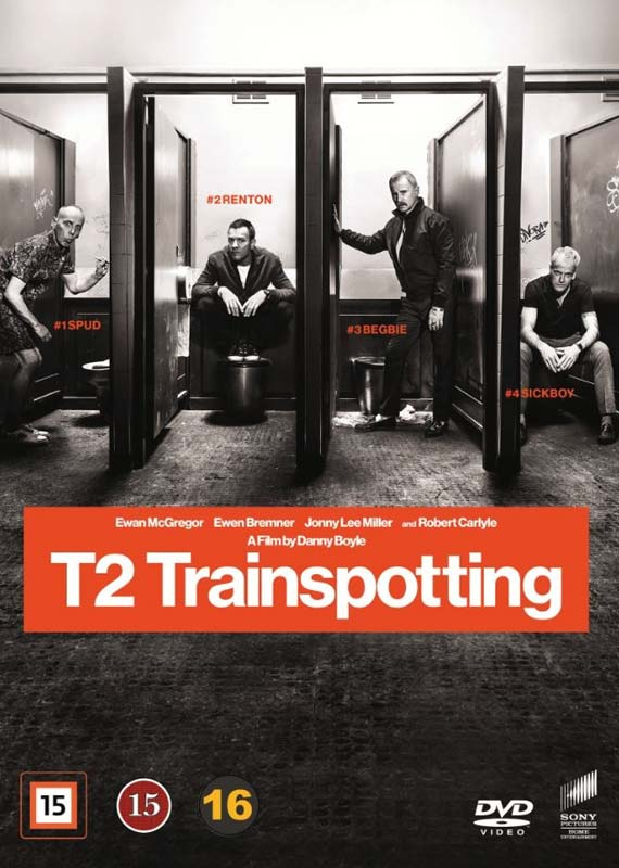 T2: Trainspotting 2 - DVD