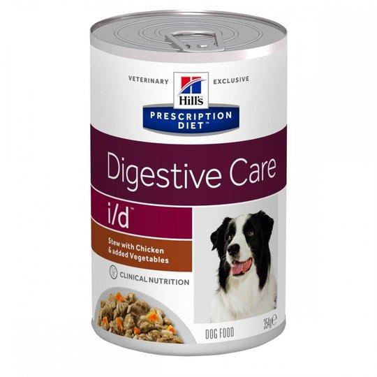 Hill's Prescription Diet Canine i/d™ Digestive Care Stew Chicken & Vegetables 354 g