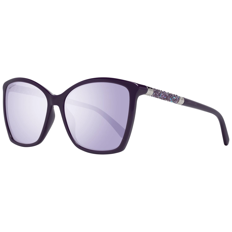 Swarovski Women's Sunglasses Purple SK0148 5683Z