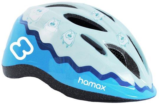 Hamax Hjelm Safe Rider Wise Owl, 45-50 cm