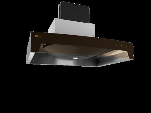 Thermex Airgrip - Rf/sort M/motor Underbyggnadsfläkt Rostfritt Stål
