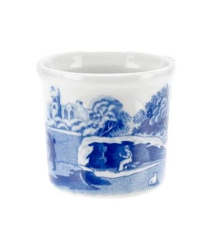 Blue Italian Äggkopp 4.5 cm