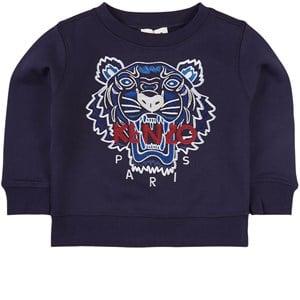 Kenzo Tiger Sweatshirt Marinblå 3 år