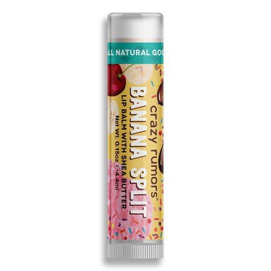 Crazy Rumors Natural Lip Balm, 4,4 ml