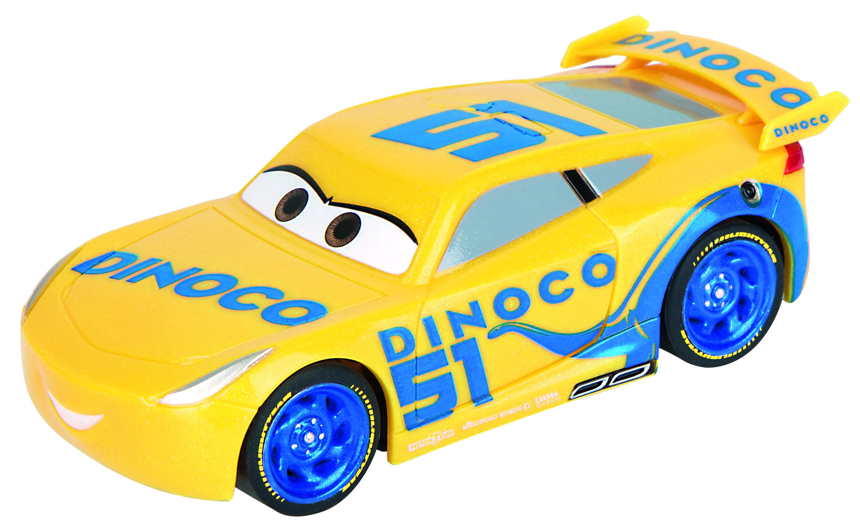 Carrera - First Racer - Disney-Pixar Cars - Dinoco Cruz (20065011)
