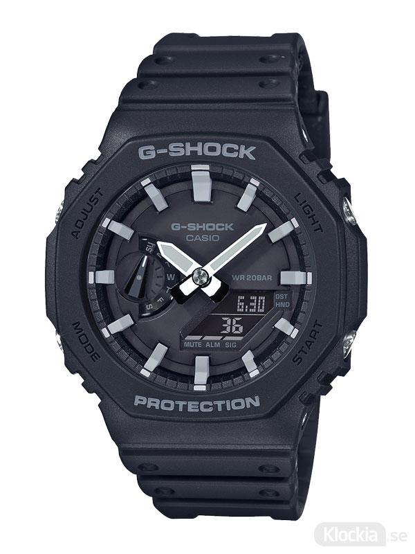 CASIO G-Shock Octagon Series GA-2100-1AER
