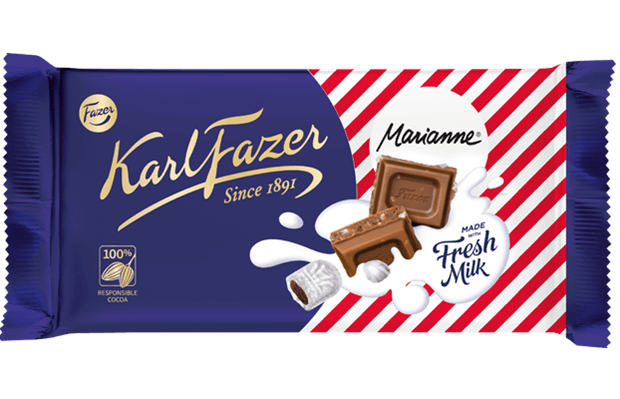 Karl Fazer Marianne 145g