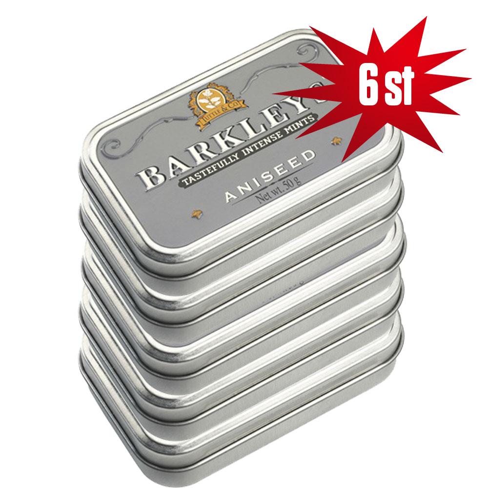 BARKLEY'S ANISEED 50G - 6ST