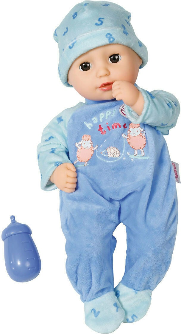 Baby Annabell Docka Little Alexander 36 Cm
