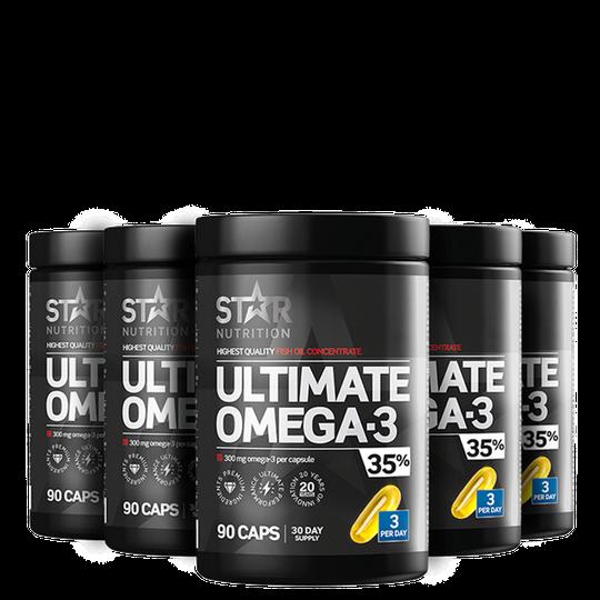Ultimate Omega-3 BIG BUY, 450 caps