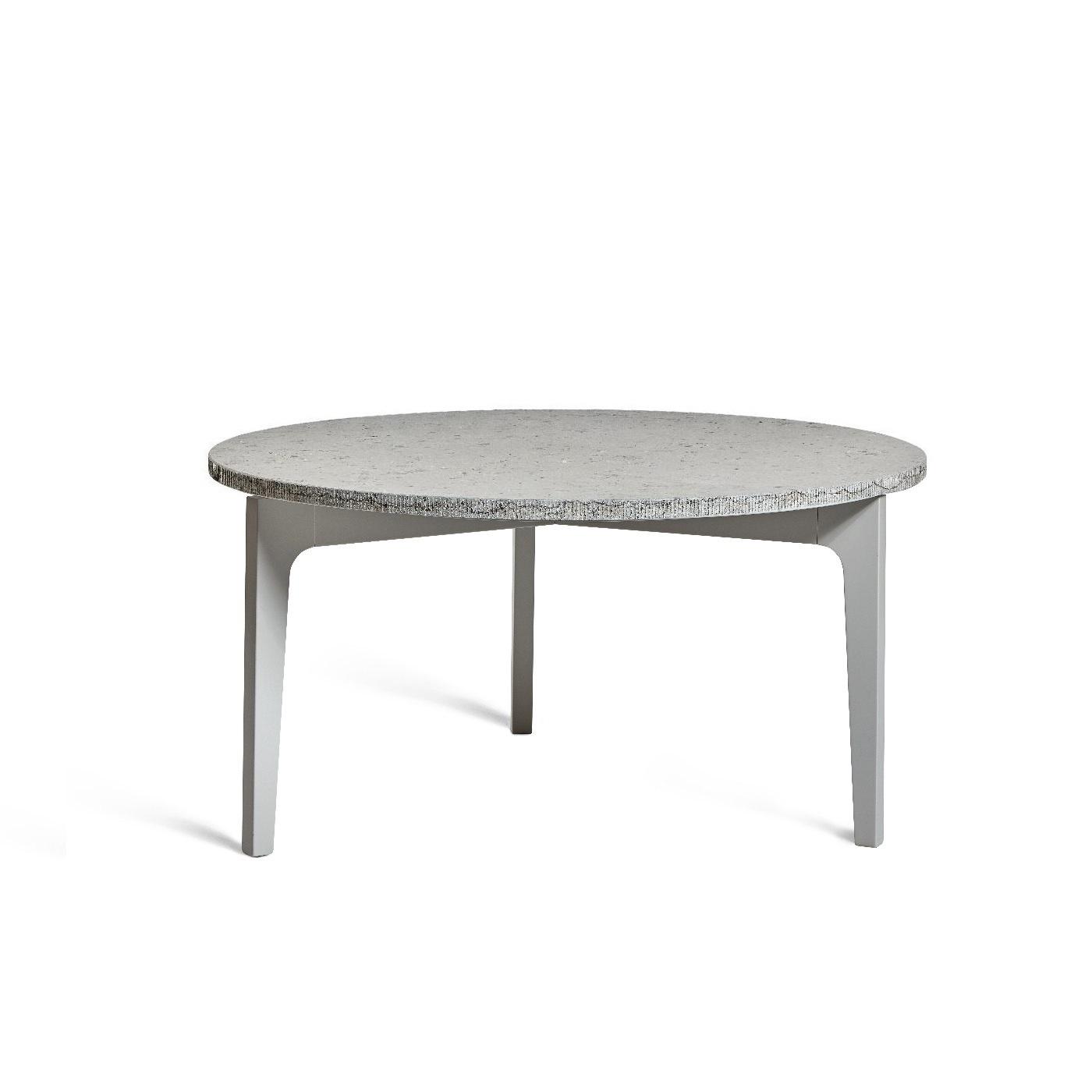 Höllviken soffbord ljusgrå / kalksten Mavis