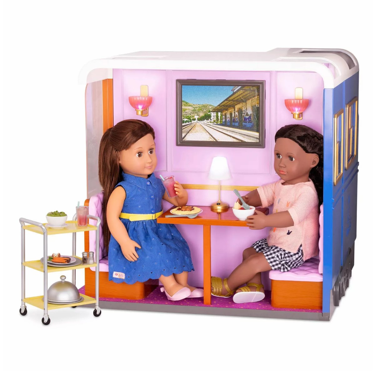 Our Generation - Express Train cabin (737856)
