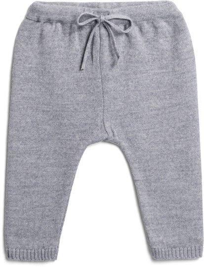 Petite Chérie Atelier Evy Bukse, Light Grey/Grey Melange 74