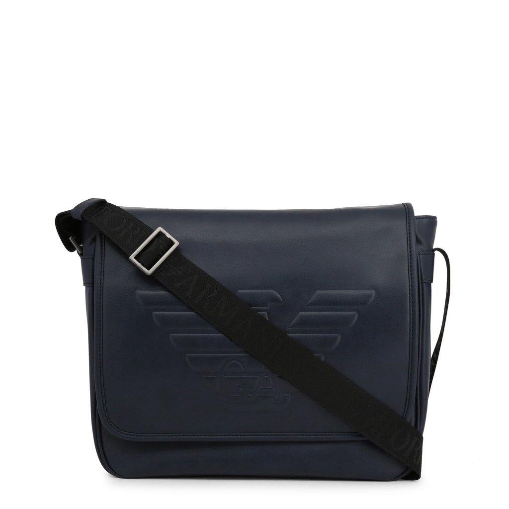 Emporio Armani Men's Crossbody Bag Blue Y4M178_YG90J - blue NOSIZE