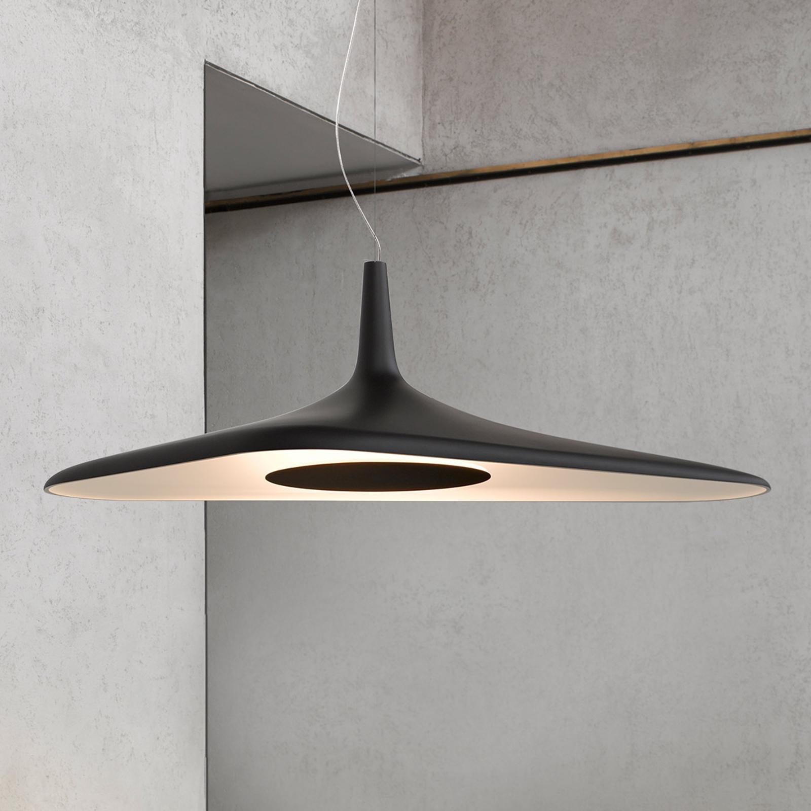 Futuristinen LED-riippuvalaisin Soleil Noir