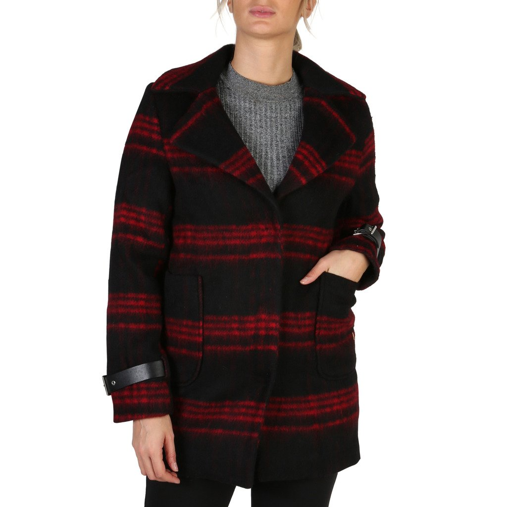 Guess Women's Coat Red W84L76 - red XS