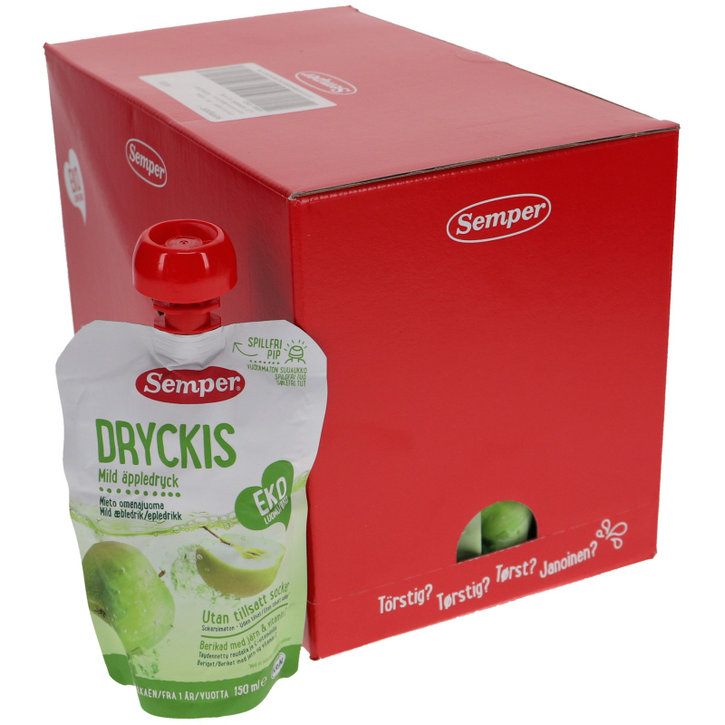 Dryckis Äpple 10-pack - 47% rabatt