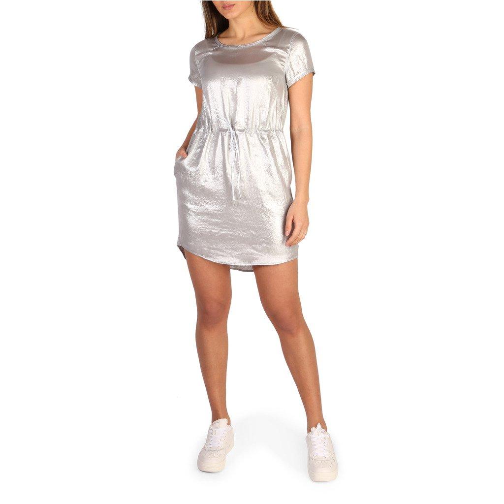 Calvin Klein Women's Dress Grey J20J205421 - grey XS